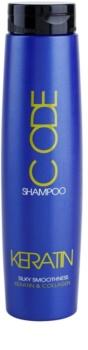 Stapiz Keratin Code Restoring Shampoo for Dry and Damaged Hair