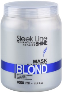 Stapiz Sleek Line Blond maska za blond in sive lase