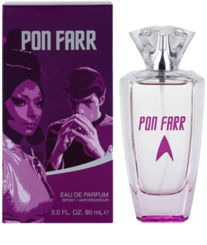 Star Trek Pon Farr eau de parfum para mujer 100 ml