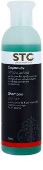 STC Hair šampon pro mastné vlasy