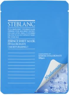 Steblanc Essence Sheet Mask Hyaluronate mascarilla para una hidratación intensa