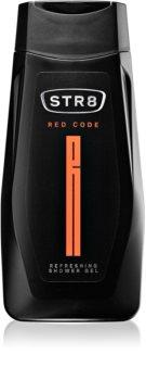 STR8 Red Code (2019) gel de duș pentru bărbați