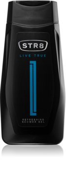 STR8 Live True (2019) gel doccia per uomo