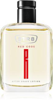 STR8 Red Code (2019) lozione after-shave per uomo