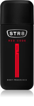 STR8 Red Code Bodyspray für Herren