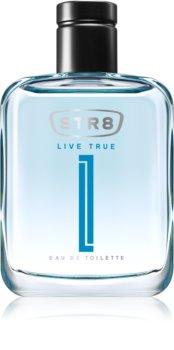 STR8 Live True (2019) Eau de Toilette pentru bărbați
