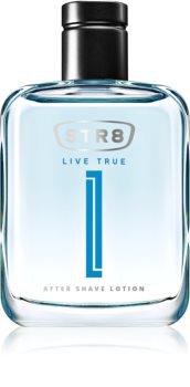 STR8 Live True (2019) borotválkozás utáni arcvíz uraknak