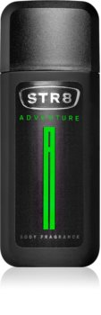 STR8 Adventure Tuoksuva Vartalosuihke Miehille