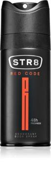 STR8 Red Code (2019) deodorant spray  accesoriu pentru bărbați
