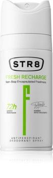 STR8 Fresh Recharge Deodoranttisuihke Miehille