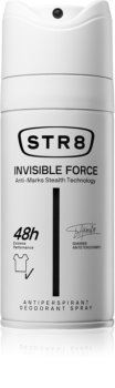 STR8 Invisible Force deodorante spray per uomo