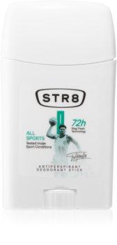 STR8 All Sports tuhý antiperspirant a deodorant pro muže