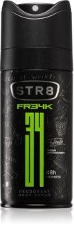 STR8 FR34K Deodorant für Herren
