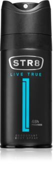 STR8 Live True deodorant