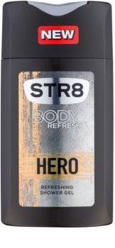 STR8 Hero gel de ducha para hombre