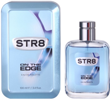 STR8 On the Edge eau de toilette para hombre 100 ml