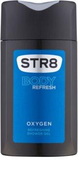 STR8 Oxygene gel de ducha para hombre