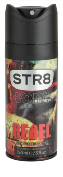 STR8 Rebel Deodoranttisuihke Miehille