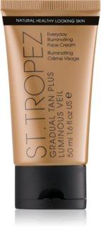 St.Tropez Gradual Tan Plus Luminous Veil Hautcreme für allmähliche Bräunung