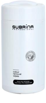 Subrina Professional Colour Colour Removal Wipes