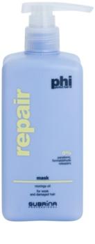 Subrina Professional PHI Repair Restoring Mask For Damaged Hair