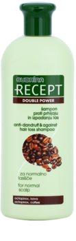 Subrina Professional Recept Double Power Hiustenpesuaine Hiustenlähtöä Ja Hilsettä Vastaan