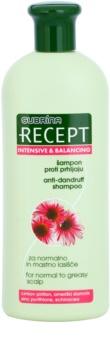 Subrina Professional Recept Intensive & Balancing шампоан против пърхот за нормална към омазняваща се коса