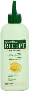 Subrina Professional Recept Strong Hair leche anticaída
