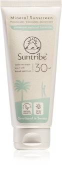 Suntribe Mineral Sunscreen Sonnencreme mit Mineralien SPF 30