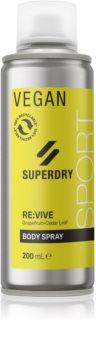 Superdry RE:vive tělový sprej pro muže