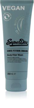 Superdry Pacific żel pod prysznic do ciała i włosów dla mężczyzn