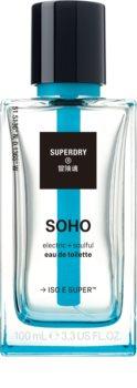 Superdry Iso E Super Soho Eau de Toilette Miehille