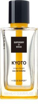 Superdry Iso E Super Kyoto Eau de Toilette Miehille
