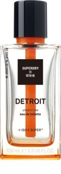 Superdry Iso E Super Detroit Eau de Toilette für Herren