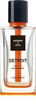 Superdry Iso E Super Detroit Eau de Toilette pour homme
