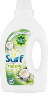 Surf Inspired by Nature Coconut Splash гел за перална машина