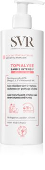 SVR Topialyse Lipid - Replenishing Balm For Itchy And Irritated Skin