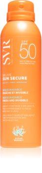 SVR Sun Secure opalovací mlha ve spreji SPF 50+