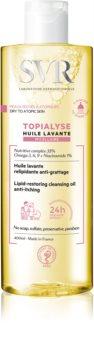 SVR Topialyse čistilno micelarno olje za suho do atopično kožo