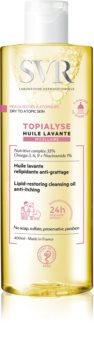 SVR Topialyse почистващо мицеларно олио за суха към атопична кожа