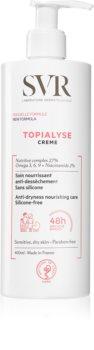 SVR Topialyse подхранваща грижа за суха и чувствителна кожа