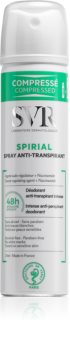 SVR Spirial spray anti-perspirant cu o eficienta de 48 h