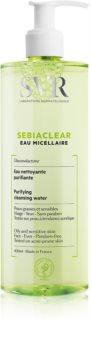 SVR Sebiaclear Eau Micellaire acqua micellare opacizzante per pelli grasse e problematiche