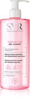 SVR Topialyse gel za čišćenje za suhu i osjetljivu kožu