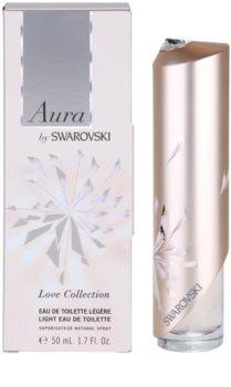 Swarovski Love Collection Eau de Toilette para mulheres 50 ml