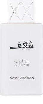 Swiss Arabian Shaghaf Oud Abyad eau de parfum mixte