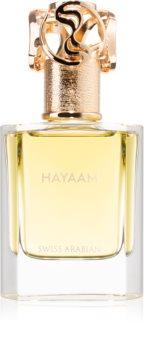 Swiss Arabian Hayaam Eau de Parfum mixte