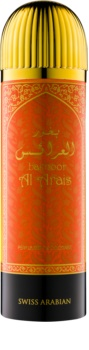 Swiss Arabian Bakhoor Al Arais deodorant Spray unissexo 200 ml