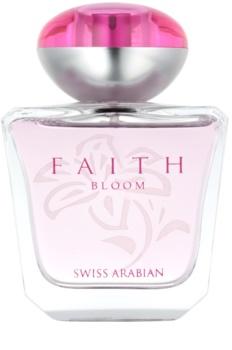Swiss Arabian Faith Bloom Eau de Parfum voor Vrouwen