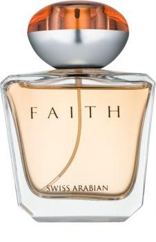Swiss Arabian Faith eau de parfum para mulheres